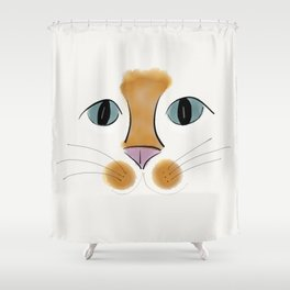 Reggie Shower Curtain