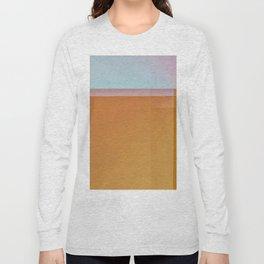 Fibonacci Sunset 1 Long Sleeve T-shirt