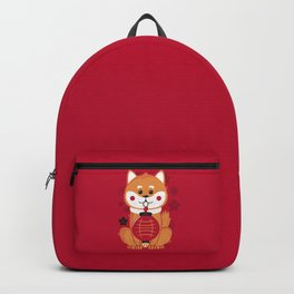 Happy Dog Year Backpack