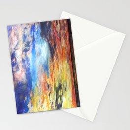 Sunset for Georgia Stationery Cards