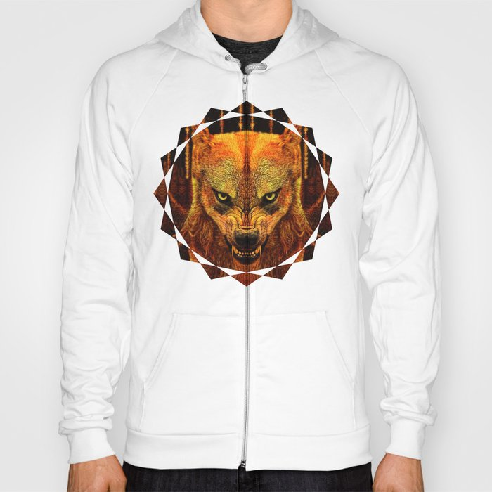 Canis Lupus I Hoody