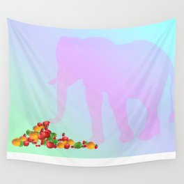 healthy energy Wall Tapestry