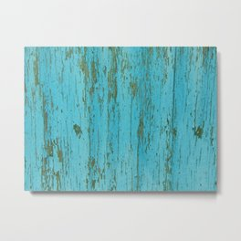The texture of wood for construction and wall background Metal Print