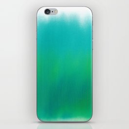 The Silence You Found iPhone Skin