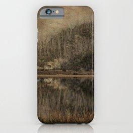 Vintage Look Lake Catani, Victoria, Australia iPhone Case
