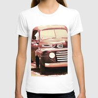 truck T-shirts featuring Old Truck by Regan's World