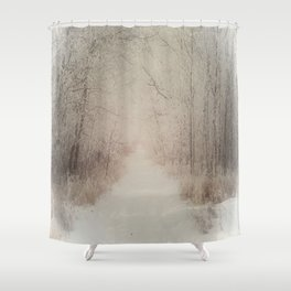 Nothing More Beautiful Shower Curtain