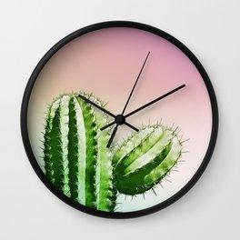 Wild Desert Wall Clock