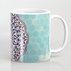 Yazd Tilework Coffee Mug