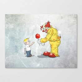 The Tables That Turn Canvas Print