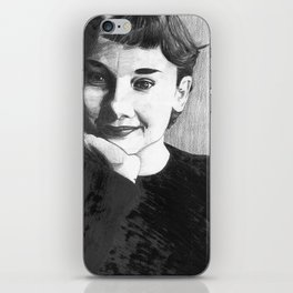 Happy girls are the prettiest iPhone Skin