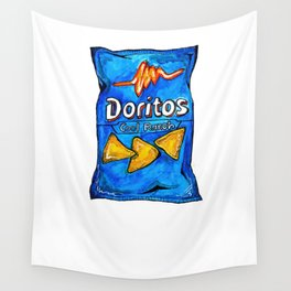 Cool Ranch Doritos Wall Tapestry