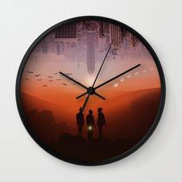 Three missing women by GEN Z Wall Clock