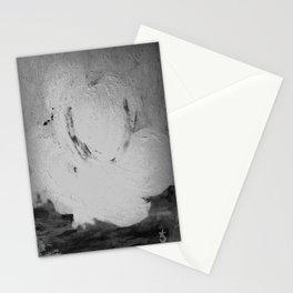 Abstract in Nature Shadows Stationery Cards