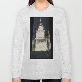 Oakland CA LDS Temple Tie 2 Long Sleeve T-shirt