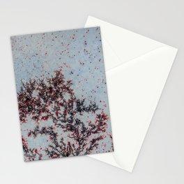 Sakura Moss Agate Stationery Cards