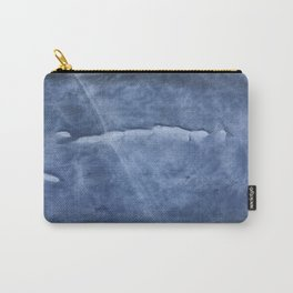 Dark slate blue Carry-All Pouch
