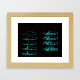 Belafonte Framed Art Print