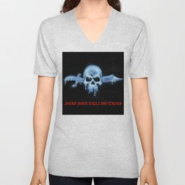 Dead Men Tell No Tales Unisex V-Neck