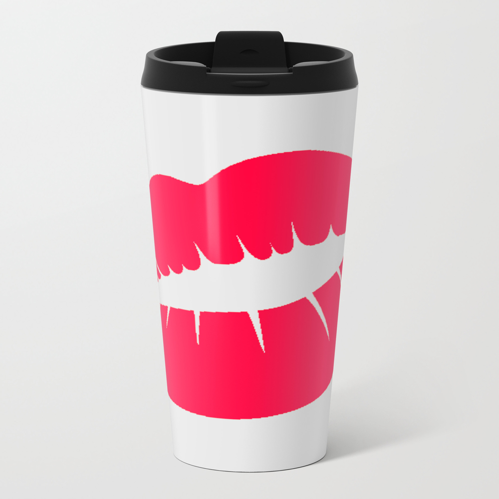 American Rose Lips Travel Cup TRM8883940