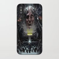 prometheus iPhone & iPod Cases featuring Prometheus by Malmacar