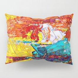 Abstract ten Pillow Sham