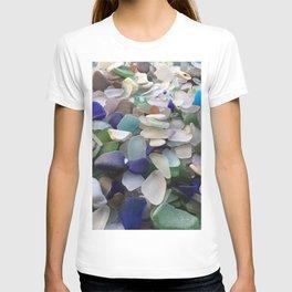 Sea Glass Assortment 2 T-shirt