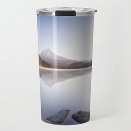 A Trillium Morning Travel Mug