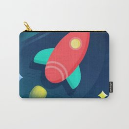 Abstract Design #38 Carry-All Pouch