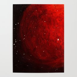 Planet Fire Poster