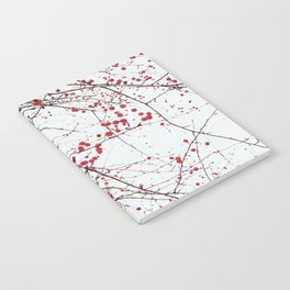 Winter Berries Notebook