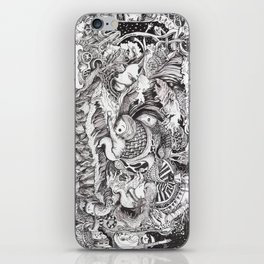 Jungle Book Series iPhone Skin
