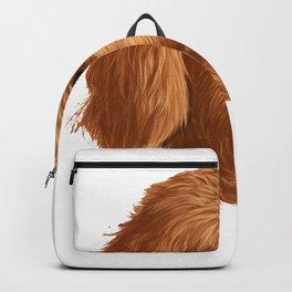 Golden Doodle Backpack