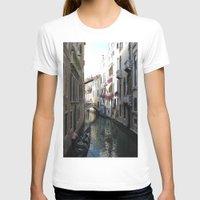 venice T-shirts featuring Venice by Melia Metikos