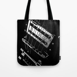 6 Strings Of Joy Tote Bag