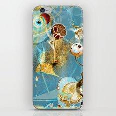 Cosmodigilogital Honey iPhone & iPod Skin