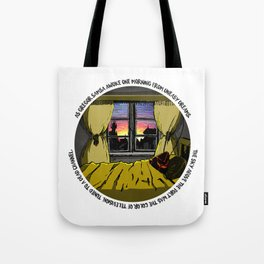 Neuromancer Metamorphosis Tote Bag
