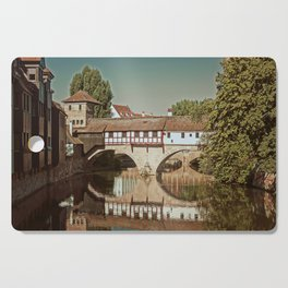 Romantic Nuremberg Cutting Board