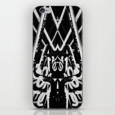 Neon Tarantula iPhone & iPod Skin