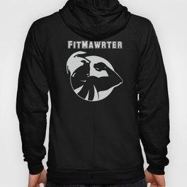 FitMawrter Design in White Hoody