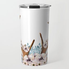 The Stag Fall Florals Travel Mug