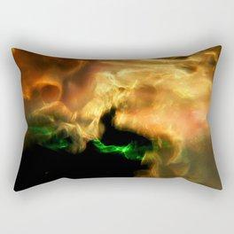 Molten Glow Rectangular Pillow