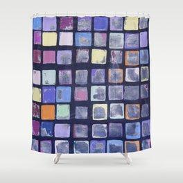 Cuban Art Shower Curtain
