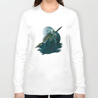 doom Long Sleeve T-shirts featuring DOOM by orlando arocena ~ olo409- Mexifunk
