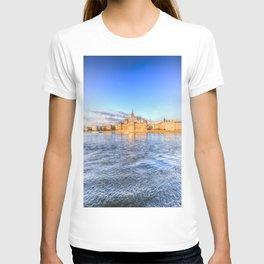 Budapest Sunset T-shirt