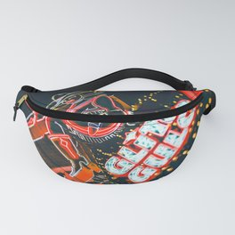 Las Vegas Cowgirl Fanny Pack