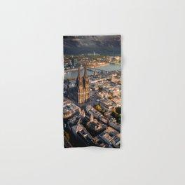 Fall upon Cologne Hand & Bath Towel