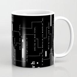Who By Fire Coffee Mug