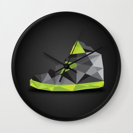 Cubist Osiris Bronx Wall Clock