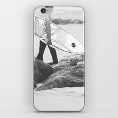 catch a wave IV iPhone & iPod Skin